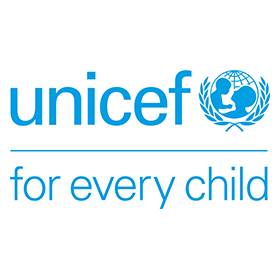 united nations childrens fund unicef vector logo small